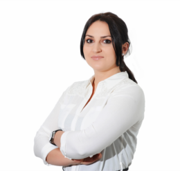 Mrs. Renata Nikolla – Project Manager