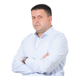 Mr. Aleksandar Arsić – Coordinator of ECMI Kosovo office in Mitrovica North
