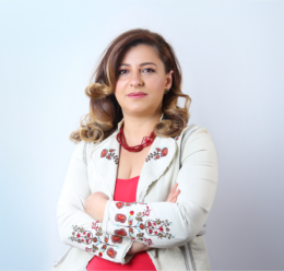 Mrs. Zihnie Gurmani – Project Associate