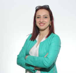 Ms. Jeta IB Bakija – Project Manager